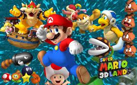 Fascinating Super Mario Games Series